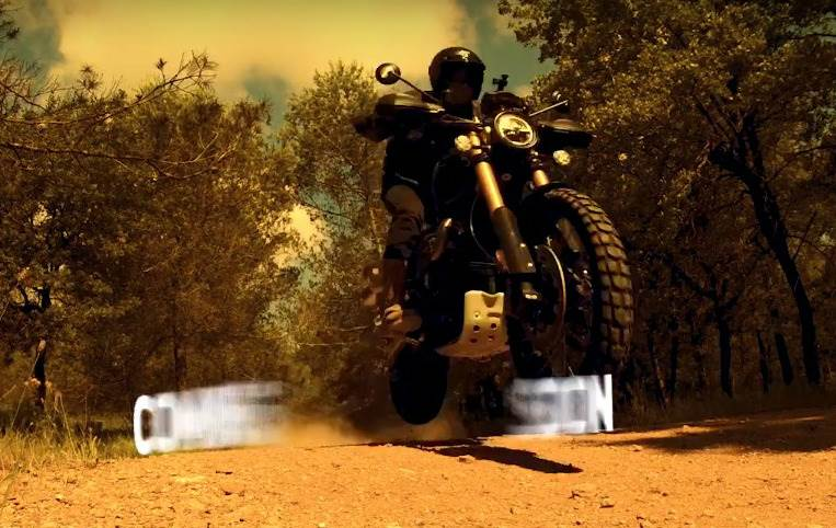 Triumph Scrambler 1200 teased before global unveil