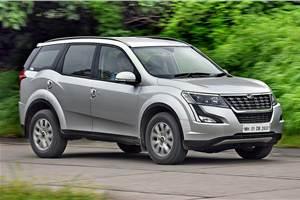 2018 Mahindra XUV500 petrol AT review, test drive