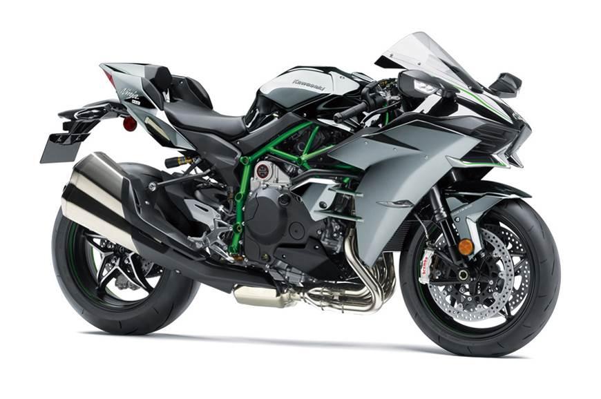 Upcoming 2019 Kawasaki Ninja H2 to get a 231hp engine