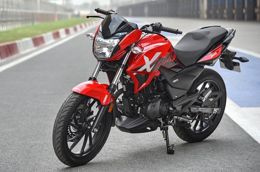2018 Hero Xtreme 200R launched at Rs 89,900