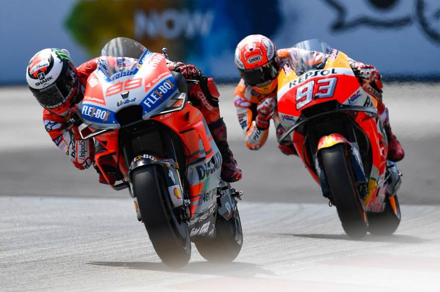 MotoGP: Lorenzo extends Ducati's winning streak in Austria