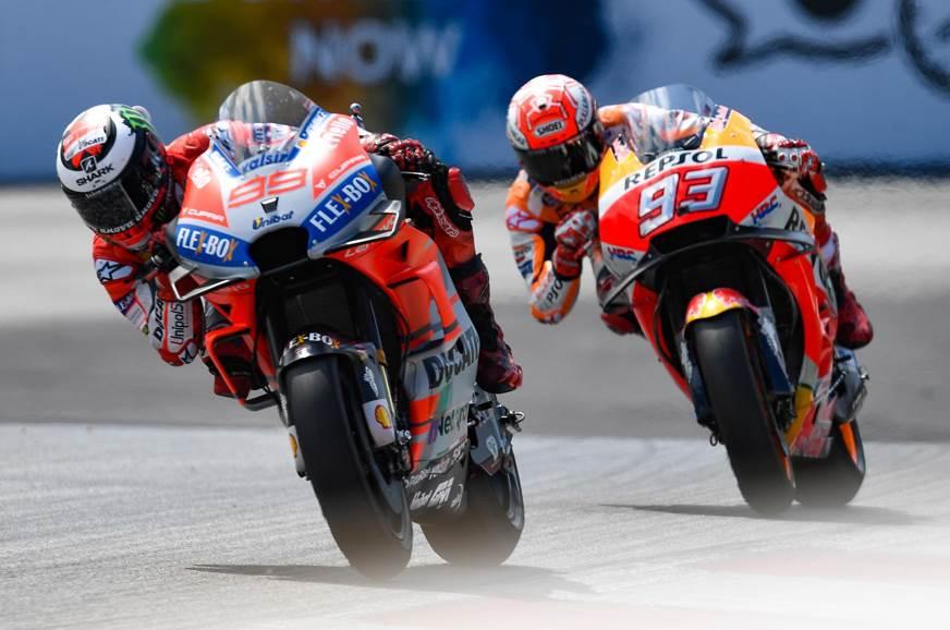 MotoGP: Lorenzo extends Ducati's winning streak in Austria