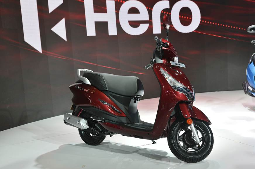 Hero Duet 125 renamed Destini 125