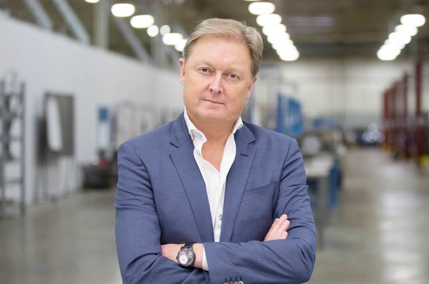Henrik Fisker, the chairman and CEO of Fisker Inc.