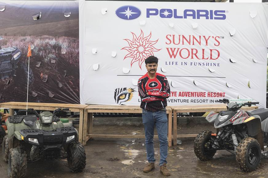 New Polaris Experience Zone inaugurated in Pune