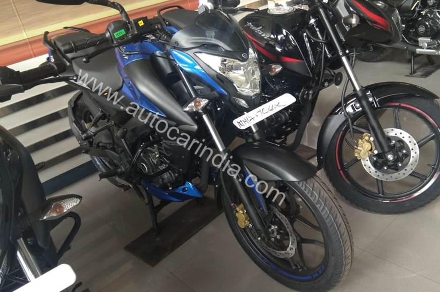 Bajaj Pulsar NS160 with rear disc priced from Rs 82,630