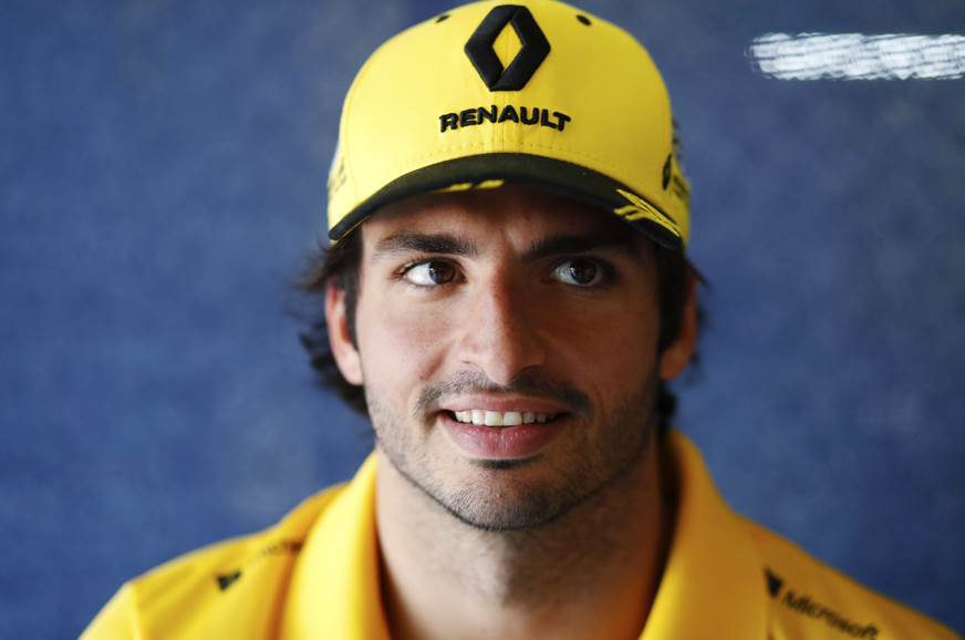 Carlos Sainz to join McLaren