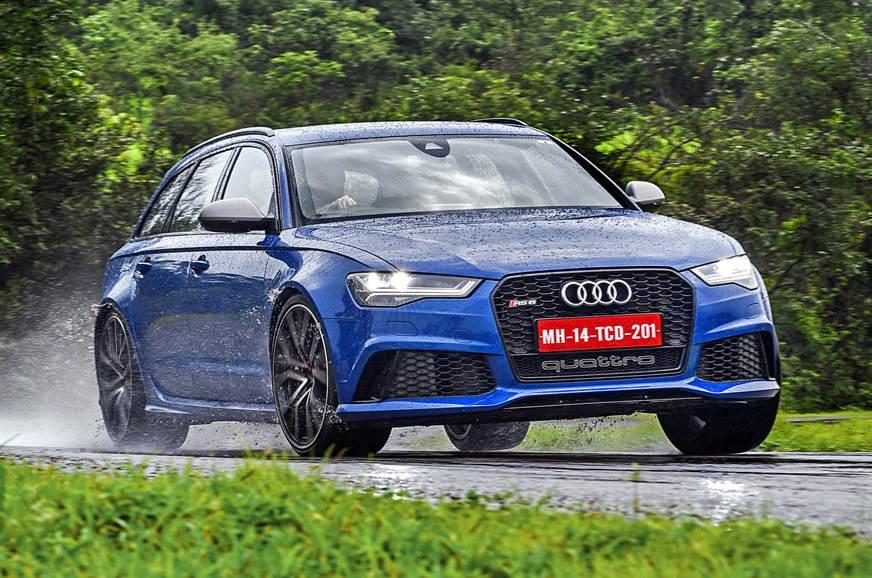 2018 Audi RS6 Avant Performance review, test drive