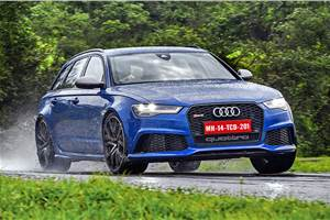 2018 Audi RS6 Avant Performance review, test drive