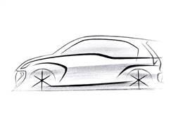 Hyundai AH2 hatchback: first sketch revealed