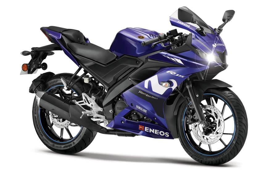 2018 Yamaha R15 Version 3.0 MotoGP edition launched