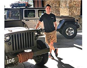 In conversation with Steve Zanlunghi, Head of Jeep (APAC region)