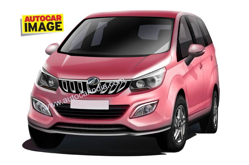 Mahindra Marazzo MPV launch on September 3