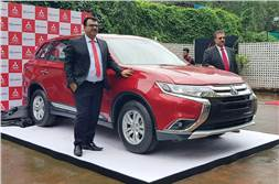 Mitsubishi Outlander officially launched at Rs 31.95 lakh