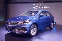 2018 Maruti Suzuki Ciaz diesel priced lower than outgoing model