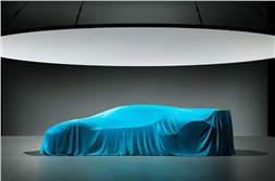Bugatti Divo previewed ahead of August 24 reveal