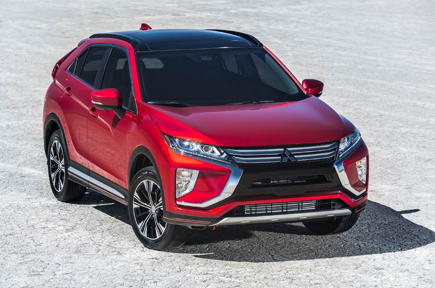 Mitsubishi Eclipse Cross India-bound in 2020
