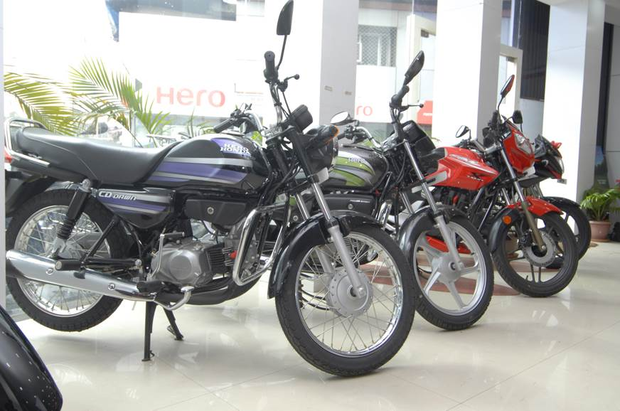 Hero re-enters used two-wheeler business