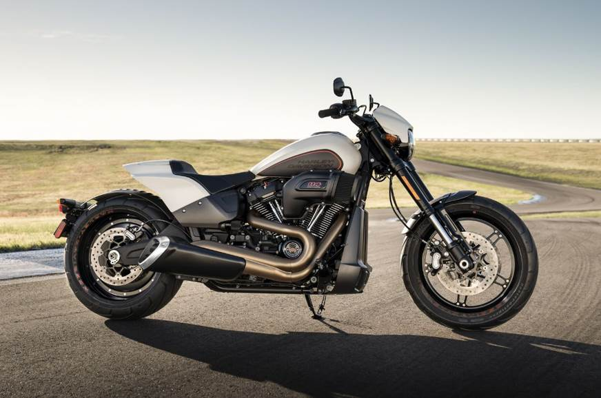 2019 Harley Davidson Fxdr 114 First Look With Chief: Harley-Davidson FXDR 114, Updated CVO Models Unveiled