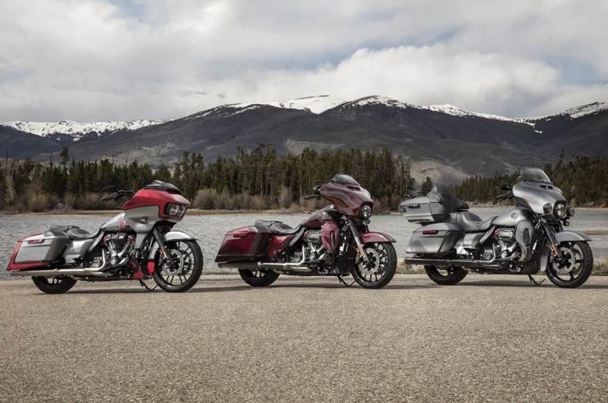 New 2019 Harley Davidson Fxdr 114 First Look Colors: Harley-Davidson FXDR 114, Updated CVO Models Unveiled