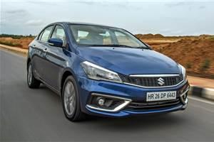 2018 Maruti Suzuki Ciaz petrol SHVS, review, test drive