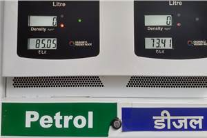 Petrol and diesel won't be included under GST