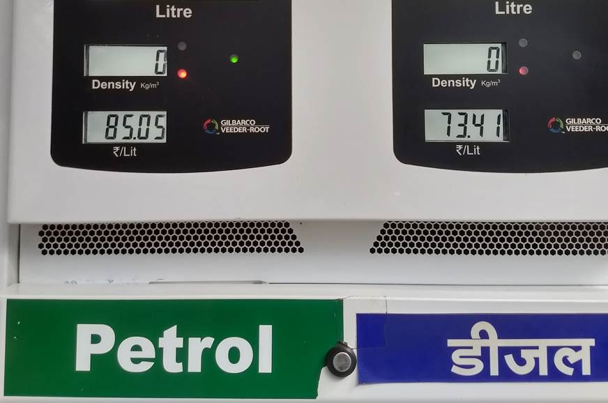 Petrol and diesel prices as on August 23, 2018.
