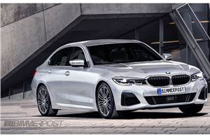 Next-gen BMW 3-series to be unveiled at Paris motor show 2018