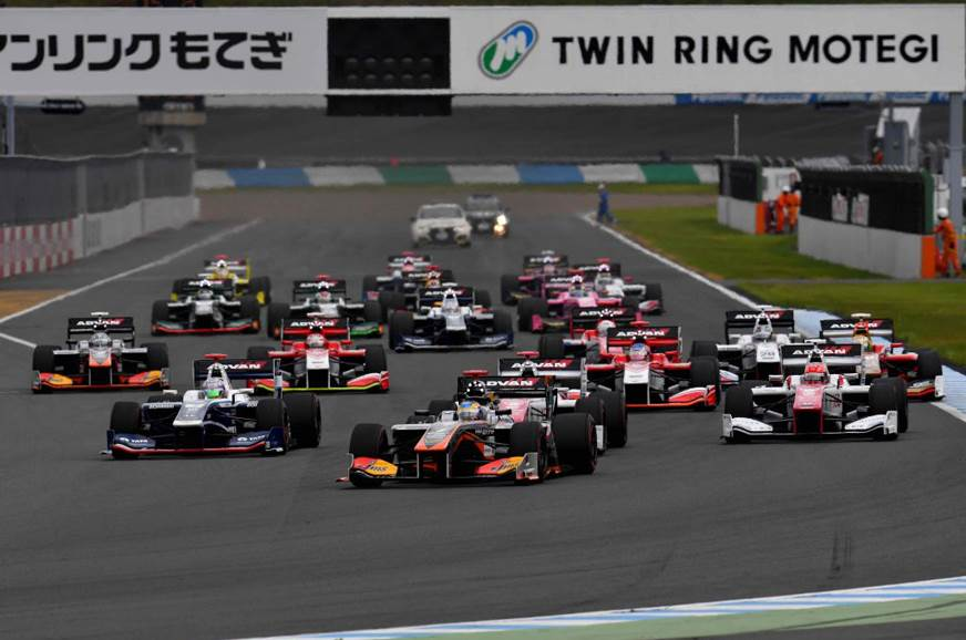 Super Formula: Ishiura wins from pole, Karthikeyan 11th