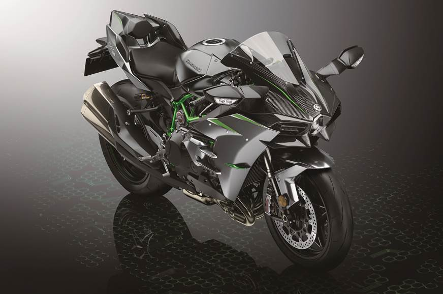 2019 Kawasaki Ninja H2 range priced from Rs 34.50 lakh