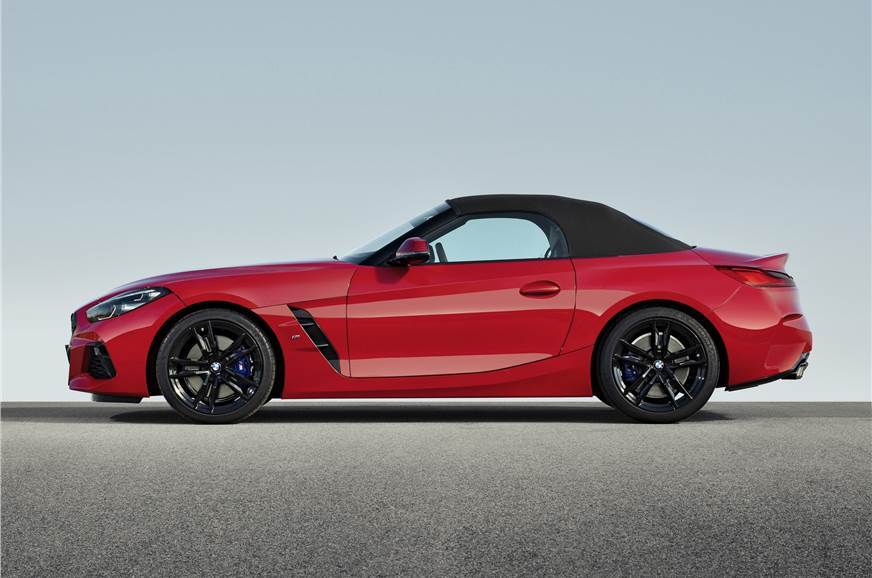 New 2019 Bmw Z4 Officially Revealed Autocar India