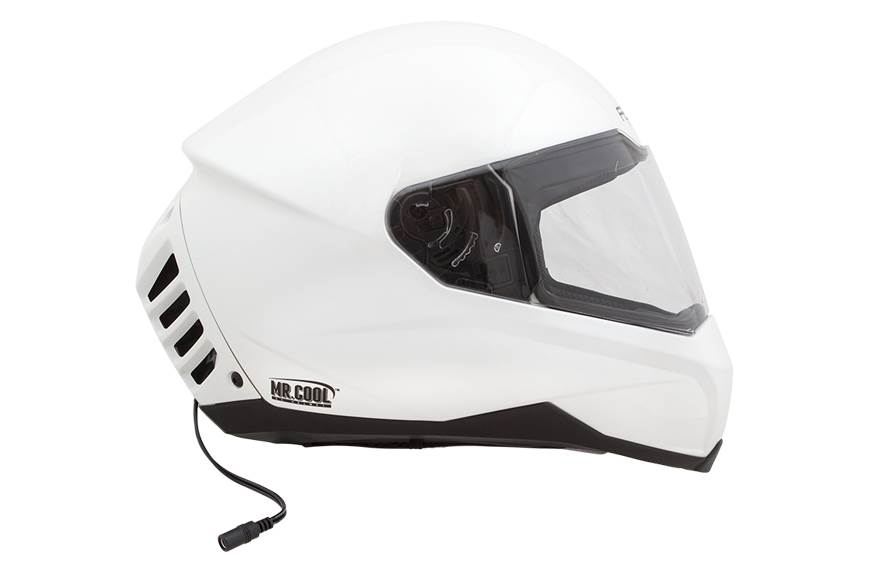 Feher launches an air-conditioned helmet