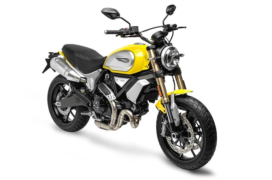 2018 Ducati Scrambler 1100 launched at Rs 10.91 lakh