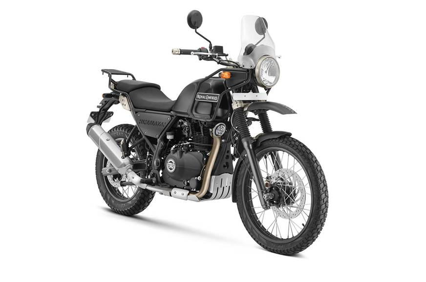 2018 Royal Enfield Himalayan ABS bookings open