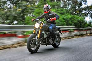 2018 Ducati Scrambler 1100 review, test ride