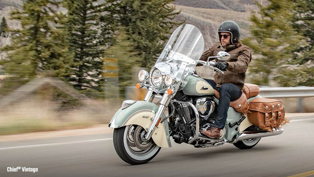 2019 Indian Chief, Springfield and Roadmaster debut cylinder-deactivation tech