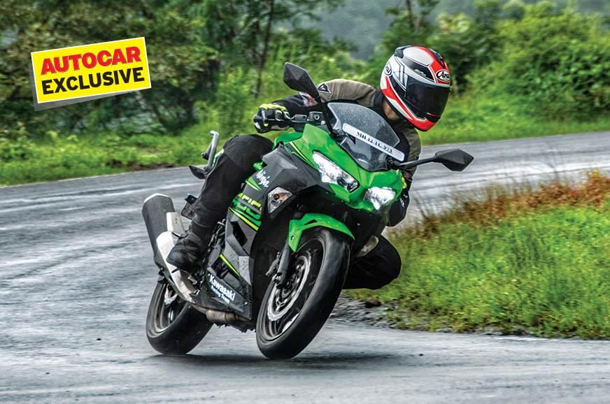 2018 Kawasaki Ninja 400 review, test ride