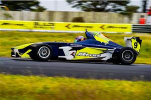 JK National Racing Championship Round 2 report