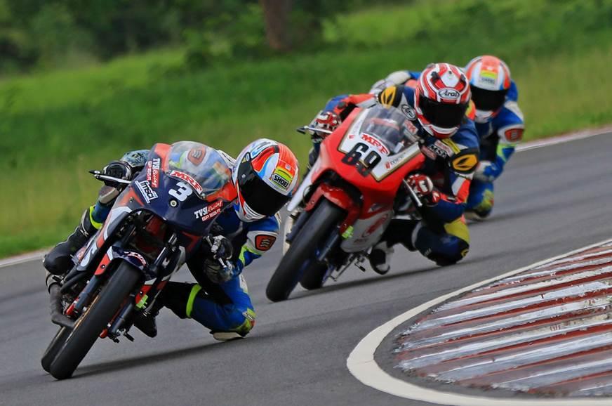 2018 INMRC: Double delight for TVS Racing