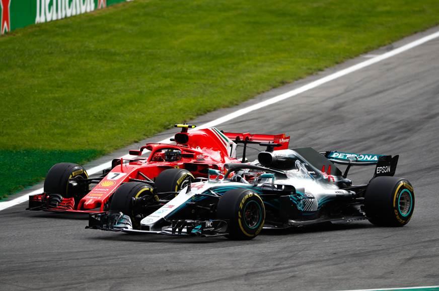 Hamilton extends title lead with Italian GP win