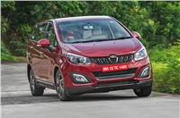 2018 Mahindra Marazzo review, test drive