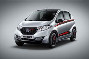 Datsun Redigo limited edition launched at Rs 3.58 lakh