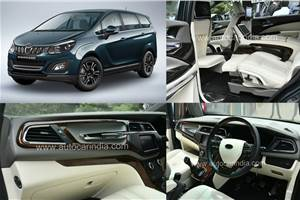 Mahindra Marazzo to get customisation packages