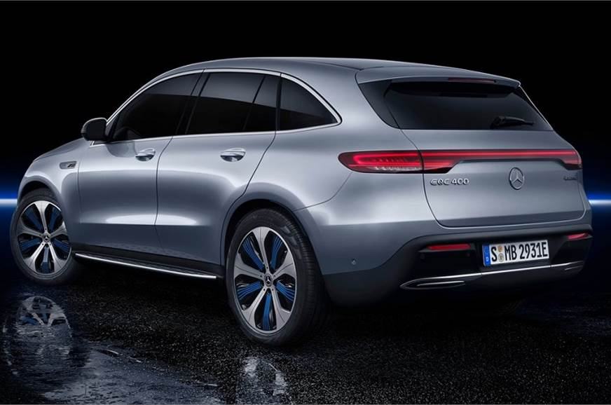 EQC is built on a heavily modified GLC platform.