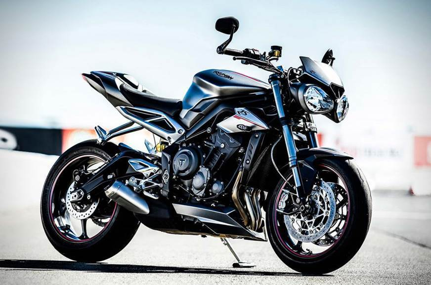 Get free accessories worth Rs 25,000 on the Street Triple...