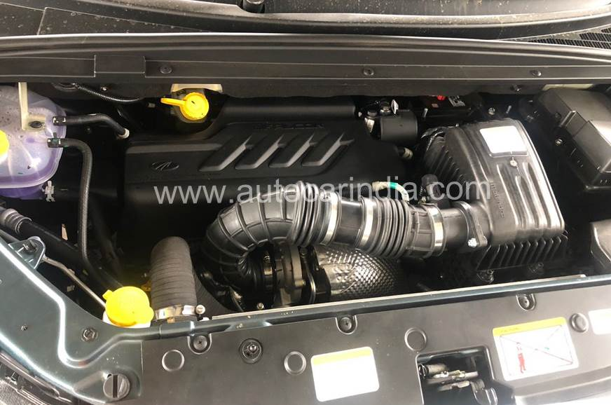 The current 1.5-litre diesel engine that makes 123hp and ...