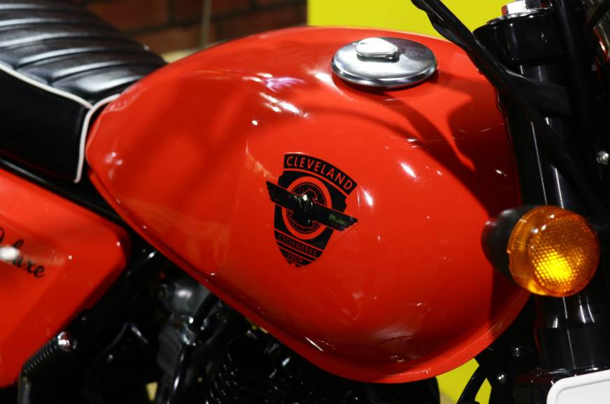 Cleveland Ace Deluxe fuel tank.