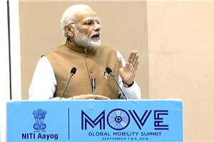 No major automotive policy announcement at Move India Summit