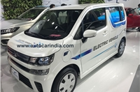 Maruti Suzuki WagonR EV launch in April 2020