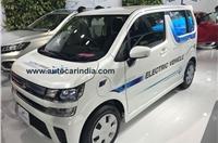 Maruti Suzuki WagonR EV launch in April 2020